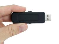 U-Disk 4GB цифровой звуковой рекордер USB флэш-память со звуком активирован Recoding Rating