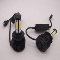 H11 H11 H4 H7 9005 9006 9007 40000LM 400W LED 헤드 라이트 키트 전구 H8 H9 6000K VS HID 35W 55W 안개