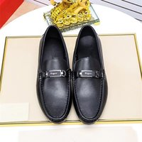 Best Selling 2018 Men Genuine Leather Fashion Loafers Luxury...
