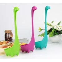 Loch Ness monster Spoon Cartoon Spoon Dinosaur Soup Spoon Pl...