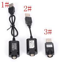 Preriscaldamento Batteria Cavo caricatore wireless USB per filo 510 EGO T Evod Batteria Vaporizzatore O Pen Vape Caricabatterie USB Ecig