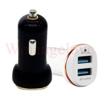 Fast charger Car charger Dual usb ports 3. 1A quick charging ...
