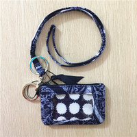 yeni varış pamuk Zip kimliği Vaka ve kordon bozuk para cüzdanı küçük cüzdan