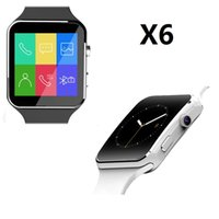 HOT X6 Smartwatch Curved Screen Smart watch bracelet Phone w...
