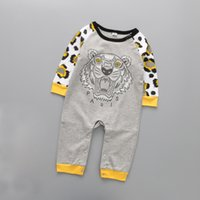 Baby Rompers Spring Autumn Cartoon Baby Clothes Cotton Long ...