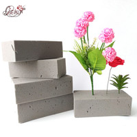 1 PCS Artificial Flower floral foam Dry Flower mud Handle Br...