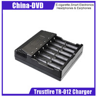 Trustfire TR- 012 Battery Charger Multi- output Interfaces 6 C...