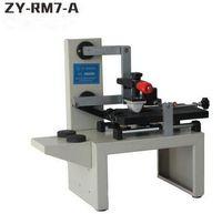 ZY-RM7-A Desktop-Handbuch Pad Drucker, Griff Tampondruckmaschine, Tintendrucker, bewegen Tintendruckmaschine