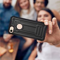 Hybrid Armor Case for iPhone X 8 7 6s 6 Plus Samsung S8 Plus...