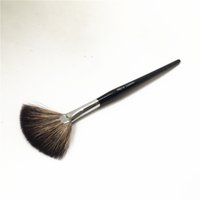 Sep PRO Fan Brush #65 - Natural Hair Finish Powder Bronzer I...