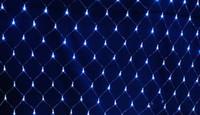 Led net Licht Fischernetz Licht Weihnachten im Freien wasserdichte Lichterketten LED Sternenschnur Hochzeit Weihnachtsdekoration Lichter