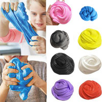 Colorful Fluffy Floam Slime Scented Stress Relief Mud Toys C...