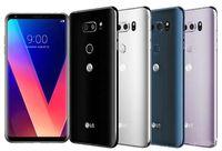 تم تجديده الأصل LG V30 H930 H931 VS996 مقفلة الهاتف الخليوي الثماني الأساسية 64G / 128GB 6.0inch كاميرا مزدوجة خلفي