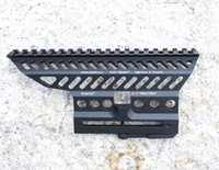 ZENIT Russe ak AK47 74 47 B-13 CNC en aluminium de 20 mm M47 qd Red Dot rail latéral embasses base Picatinny Cerakote Chasse