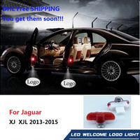 DHL Free Shipping Car Door Courtesy Welcome Light Ghost Shad...