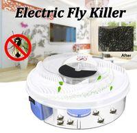 كهربائي فعال يطير فخ الآفات جهاز الحشرات الماسك USB الكهربائية التلقائي flycatcher يطير فخ اصطياد التحف فخ الحشرات