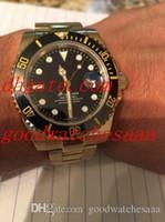 2ab20a14327 Venda quente Ásia 2813 Movimento de Luxo de Alta Qualidade Relógios  Automáticos 116618LN 116618 Relógios dos