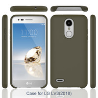 For LG Tribute Dynasty LV3 2018 Aristo 2 X210MA iPhone X 8 7...