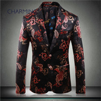 Mens tan suit, luxury court style print fabric, gentleman su...