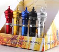 Arabia D2028 tragbares Aromatherapie-Weihrauchgerät leichter