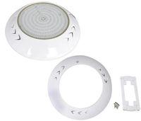 Reçine Tamamen LED Yüzme Havuzu Işıkları Lamba AC 12 V RGB Soğuk beyaz Işık Renk IP68 Su Geçirmez Açık Sualtı Aydınlatma Armatürü 18 W 42 W