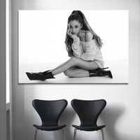 Ariana Grande Portraits Posters and Prints Canvas Art Painti...
