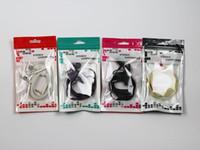 16x9cm fermeture à glissière en plastique sacs de vente au détail pour accessoires de téléphone cellulaire écouteurs stéréo écouteurs sac d'emballage des ventes d'usine