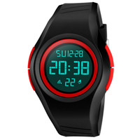 Outdoor sports electronic watch men and women watch personal...