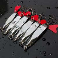 Aire libre Pesca Dexter cuñas / corte en bisel Cuchara abordan señuelo brillante color plata del Bajo Pike siluro Trucha Señuelos engancha 7 g, 10 g, 14 g, 21 g, 28 g