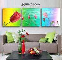 Living room decoration painting sofa background wall paintin...