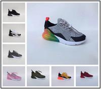 sneakers for cheap e6a81 b58d6 nike air max airmax 270 Infant 270 Kids chaussures de course noir Dusty  Cactus 27c enfant en bas âge de sport en plein air marque de chaussures de  sport ...