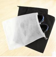Сумки для хранения нетканых материалов для обуви Экологичный пылезащитный органайзер для хранения веревок