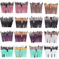 20pcs set Professional Eyebrow Makeup Brush Eyeshadow Beauty...