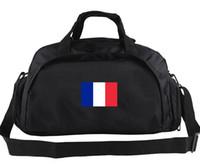 Вымпел вещевой мешок Франция флаг тотализатор страна баннер печати рюкзак 2 использовать способ осуществлять багаж Спорт плечо вещевой эмблема слинг пакет