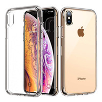 6D Tempered Glass Back Clear Case For iPhone X- XR- XS- XS Max ...