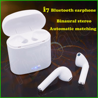 I7S TWS Wireless Bluetooth Headphones Earbuds Earphones with...