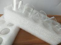 Temizle Pyrex Eleaf Melo III için Yedek cam tüp 3 2 4 300 mini Istick Pico 25 Ijust Ücretsiz Kargo