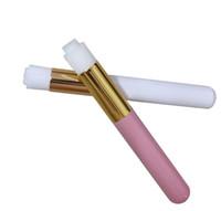Maquiagem Escovas Cravo Nose Limpeza Escova de Madeira Lavagem de Madeira Beleza Cuidados com Pele Acessórios Acessórios Nasal Shadow Flat A929