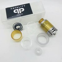Newest Design Fatality RTA Clone Replaceable Tank Atomizer M...