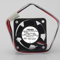 Por mayor: original, NMB 1608KL-05W-B69 4020 24V 0.13A 3 Ventilador Wire