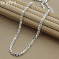 Necklace Chain Silver Necklace 925 Silver Fashion Sterling J...