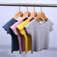 2018 summer children' s clothing new baby cotton T- shirt...