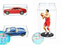 Горячая ПВХ ясно пыли доказательство дисплей коробка защиты для 1: 64 Hotwheels TOMY игрушка модель автомобиля спичечный коробок для горячие колеса автомобиля коллекция