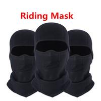 Praktische Fahrrad Radfahren Motorrad Gesichtsmaske Winter Warme Outdoor Sport Ski Maske Fahrt Bike Cap CS Maske skifahren warme Schleier out326