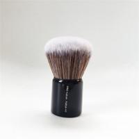 Pro Kabuki Brush # 43 - Cara Polvo Bronceador Colorete Mineral Buffer de cepillo del maquillaje