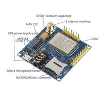 NIEUWE 2017 A6 GPRS PRO Serial GPRS GSM Module Core DIY Devellecht NT Board vervangen SIM900 Hot Sale