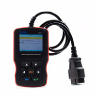 Scanner diagnostique automatique du créateur C500 pour OBDII / EOBD / pour BMW / pour Honda / pour Acura avec plusieurs langues