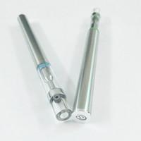 버드 D1 증기 스타터 키트 E 액체 기화기 일회용 밧줄 펜 배터리 세라믹 코일 0.5ml 빈 유리 카트리지 두꺼운 오일 분무기