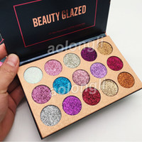 Makeup Beauty glazed glitter Eyeshadow Palette Ultra Shimmer...