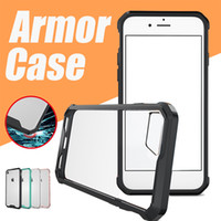Shockproof Transparent Case For Samsung S9 Plus S8 iPhone X ...